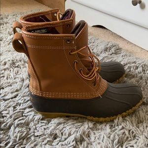 Insulated LL Bean Boots!